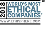 World's most ethical companies 2018