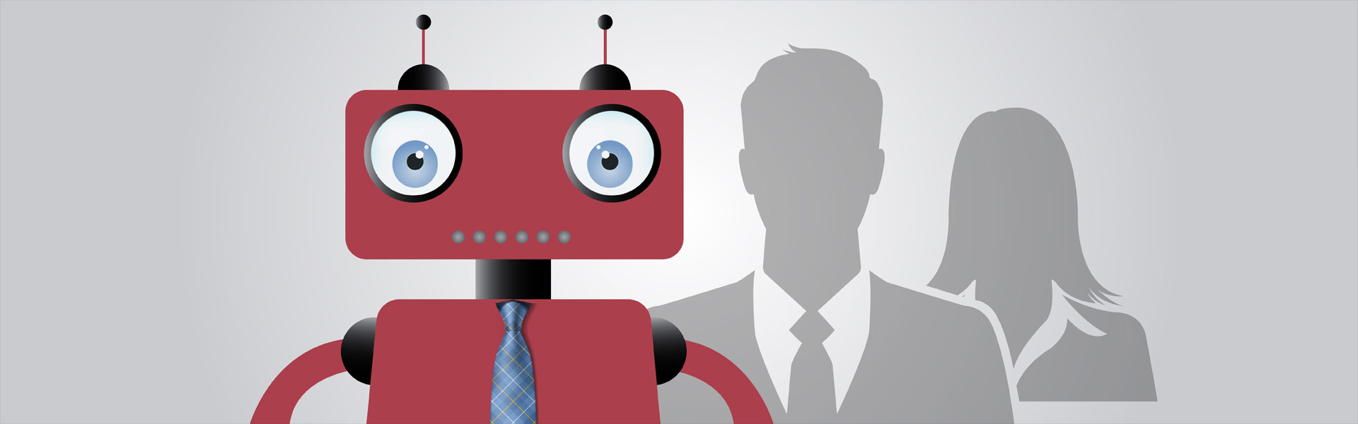 Robots are creating jobs, not removing them