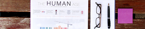 The Human Age Newspaper – Fifth Edition