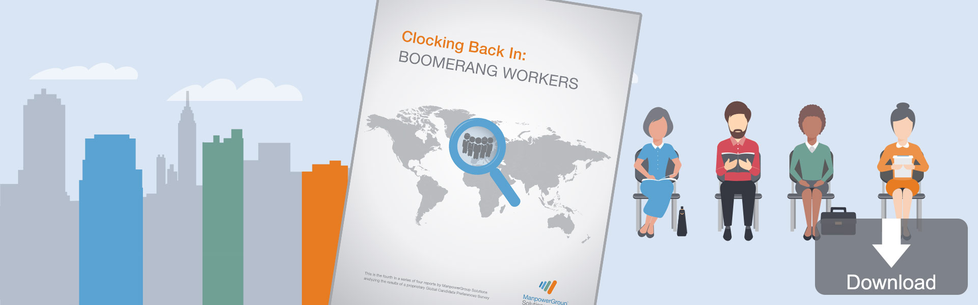 Clocking Back In: Boomerang Workers