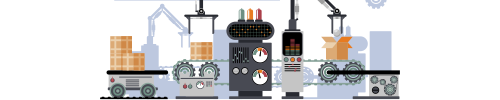 The Fourth Industrial Revolution: IoT and the Smart Factory
