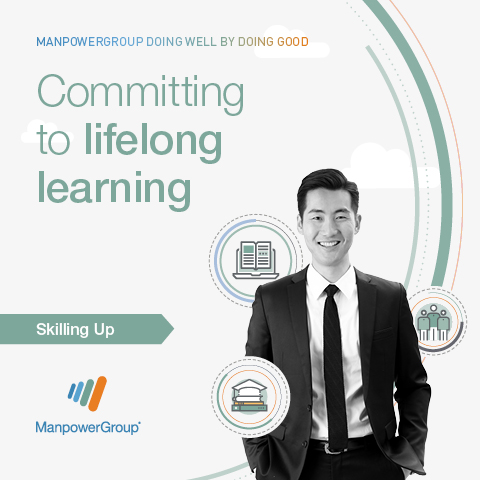 Committing to lifelong learning