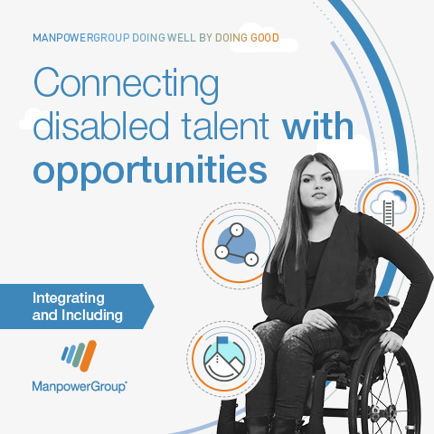 Connecting disabled talent with opportunities