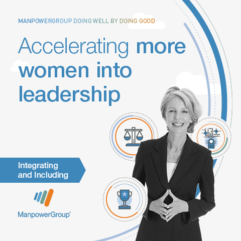 Accelerating more women into leadership
