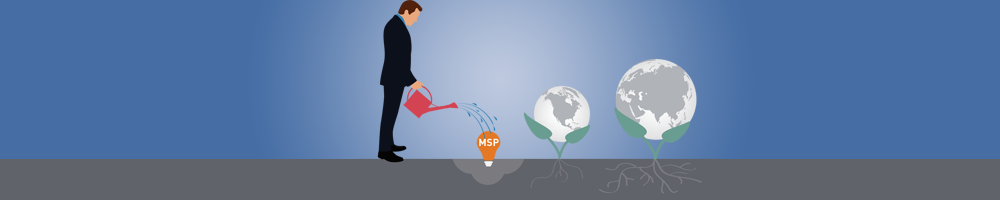 Implementing a centralised global Managed Service Programme (MSP)