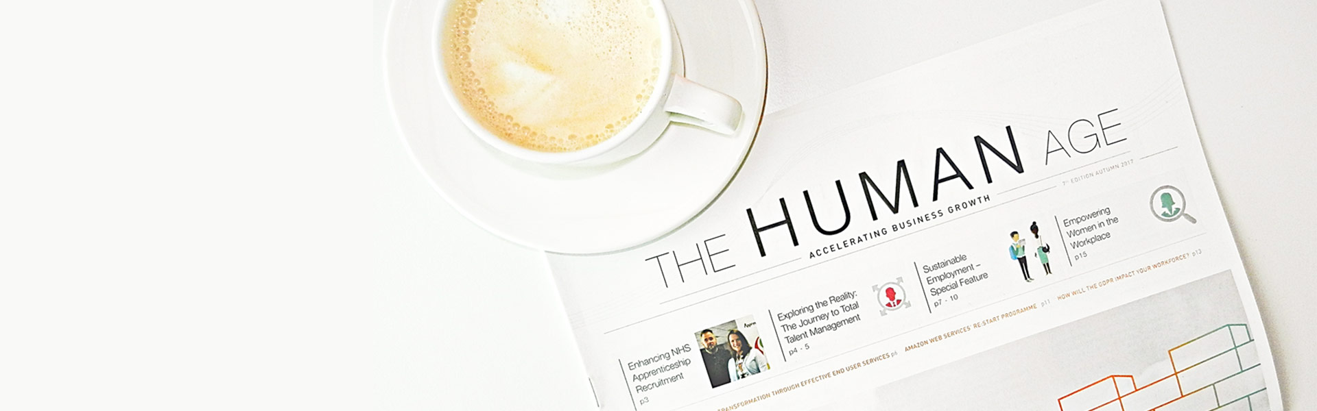 The Human Age Newspaper - Seventh Edition