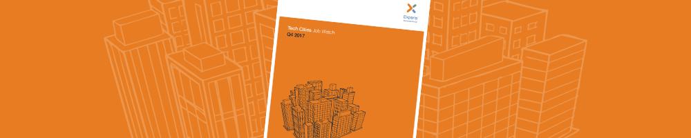 Tech Cities Job Watch Q4 2017