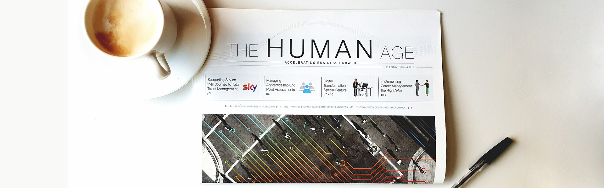 The Human Age Newspaper - Eighth Edition