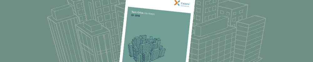 Tech Cities Job Watch Q1 2018