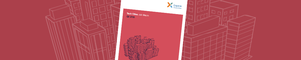 Tech Cities Job Watch Q2 2018