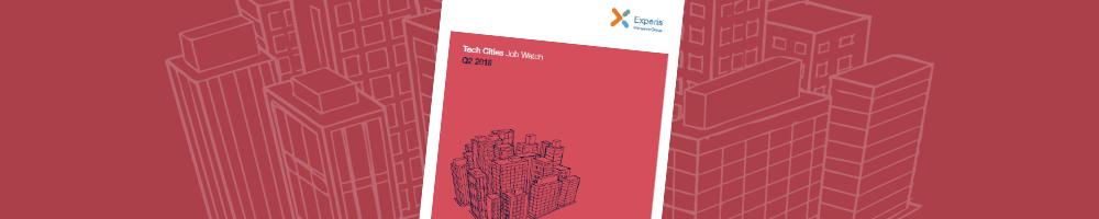 Tech Cities Job Watch Q2 2018