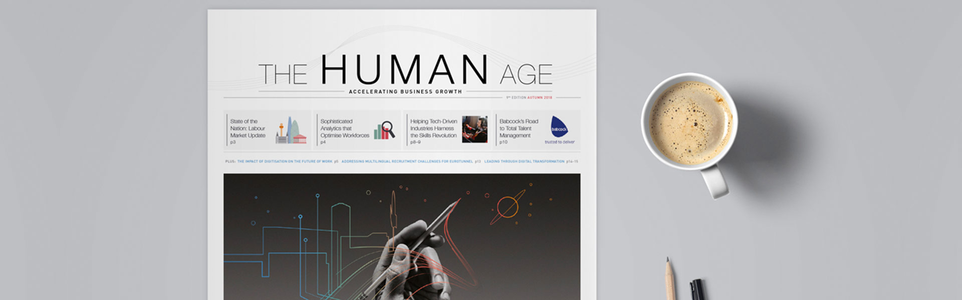 The Human Age Newspaper - Ninth Edition