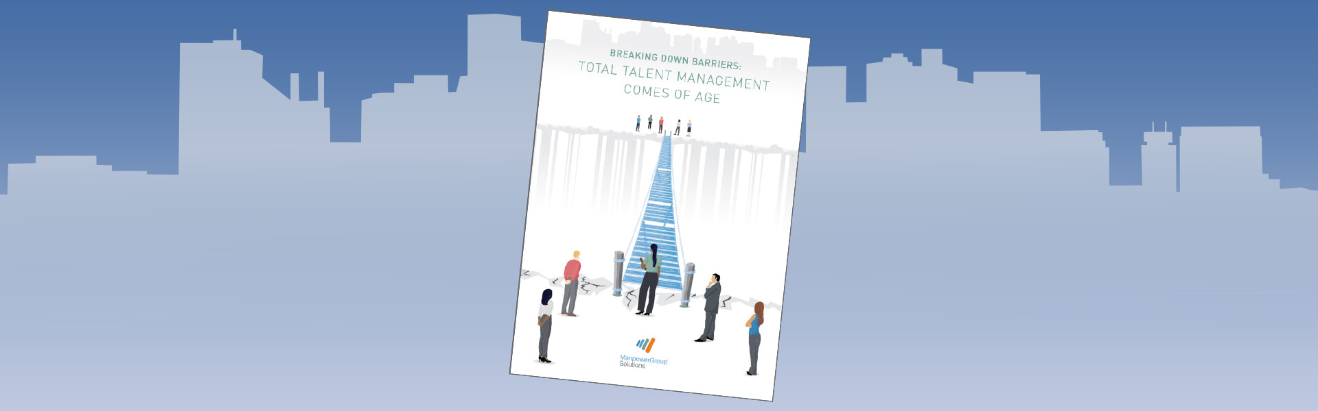 Breaking Down Barriers: Total Talent Management Comes Of Age