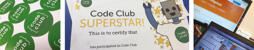 Developing Tomorrow's Talent through the Code Club