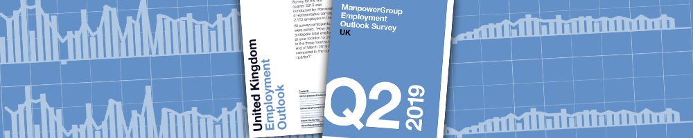 ManpowerGroup Employment Outlook Survey – Q2 2019