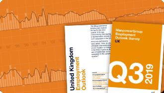 ManpowerGroup Employment Outlook Survey - Q3 2019 - brochure
