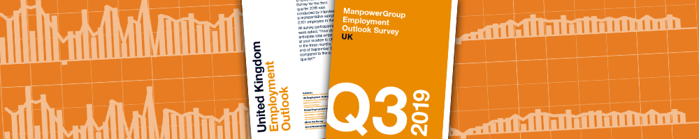 ManpowerGroup Employment Outlook Survey – Q3 2019