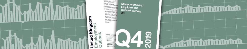 ManpowerGroup Employment Outlook Survey – Q4 2019