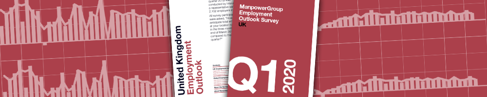 ManpowerGroup Employment Outlook Survey – Q1 2020