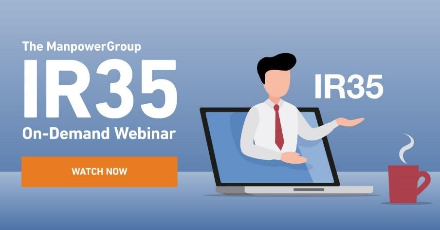 IR35 on-demand webinar - watch now