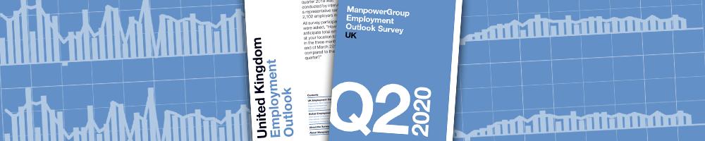 ManpowerGroup Employment Outlook Survey – Q2 2020