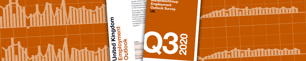 ManpowerGroup Employment Outlook Survey – Q3 2020