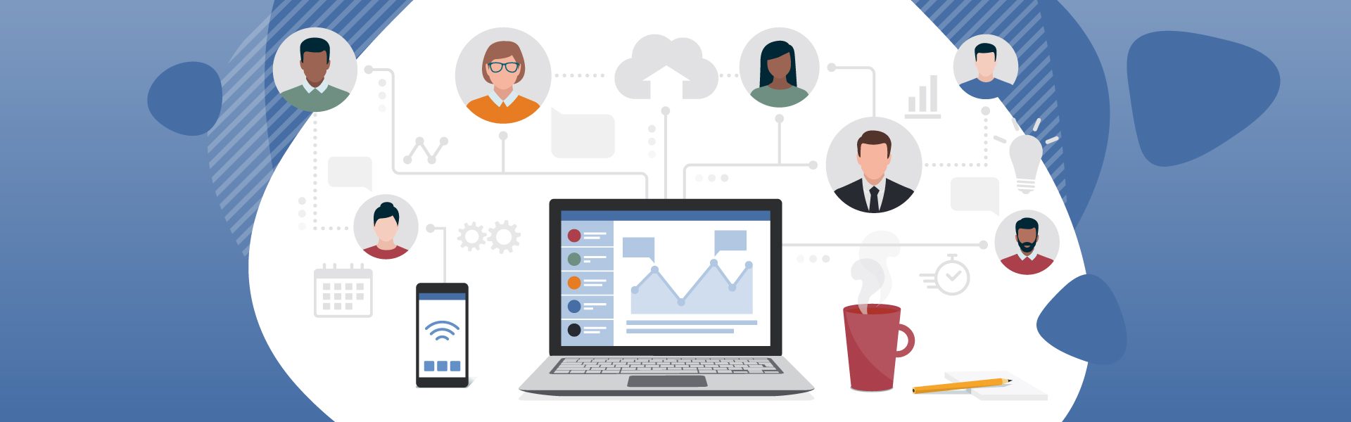 How to Network Effectively When Working Remotely