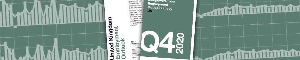 ManpowerGroup Employment Outlook Survey – Q4 2020
