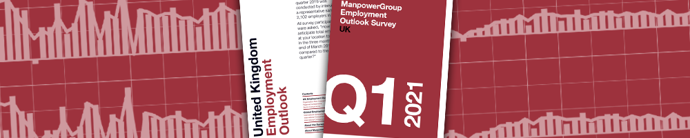 ManpowerGroup Employment Outlook Survey – Q1 2021