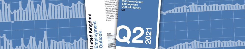 ManpowerGroup Employment Outlook Survey – Q2 2021