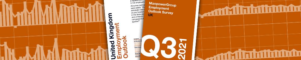 ManpowerGroup Employment Outlook Survey – Q3 2021