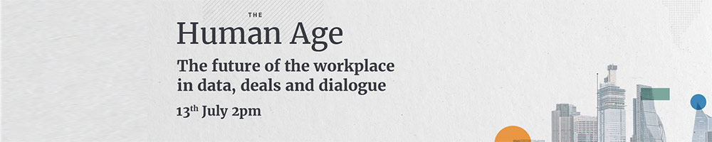 Webinar: The future of the workplace in data, deals anddialogue