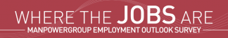 ManpowerGroup Employment Outlook Survey Infographic – Q1 2020