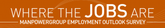ManpowerGroup Employment Outlook Survey Infographic – Q3 2020